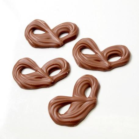 Carletti (カーレッティ) プレッツェル ミルクチョコレート