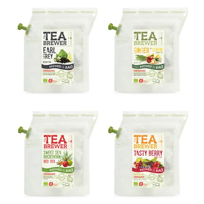 【期限間もなく】TEA BREWER(ティーブリュワー) 各種