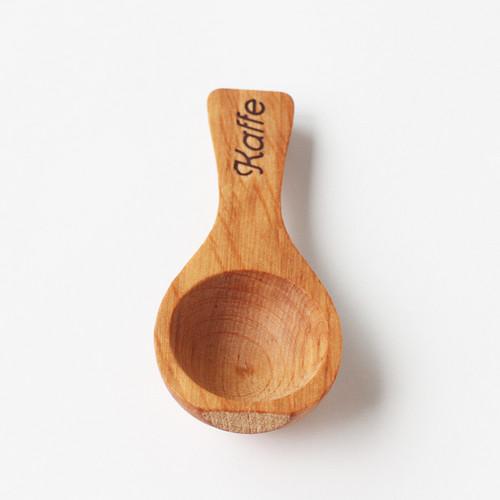 木製コーヒースプーン
