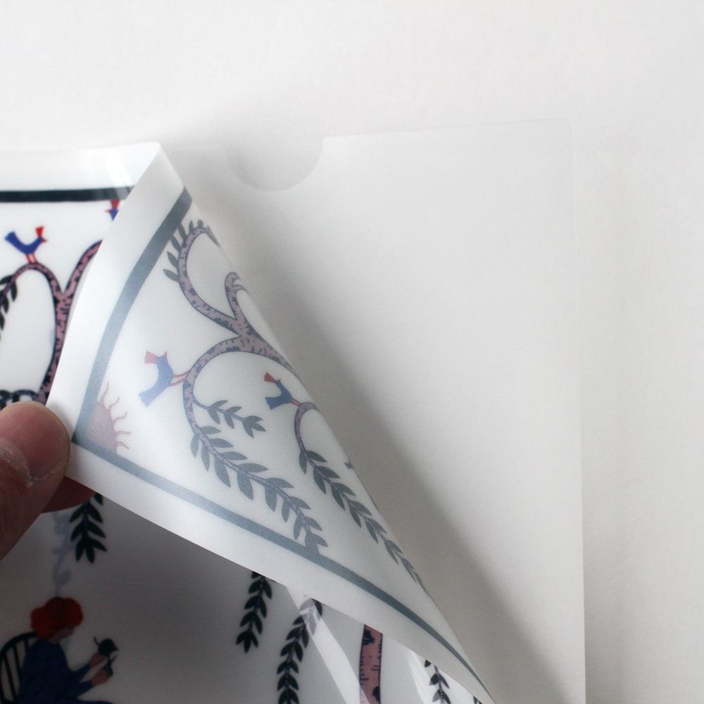 アグネータ・フロック クリアファイル 「セルフポートレート Selfportrait」 【A5】