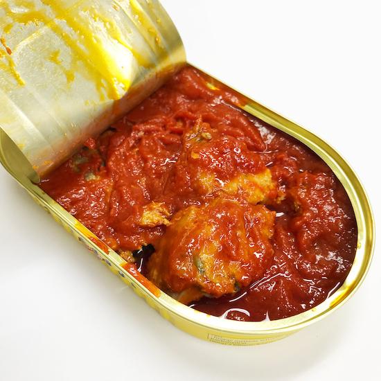 スタブラ サバフィレ(サバのトマトソース煮)170g