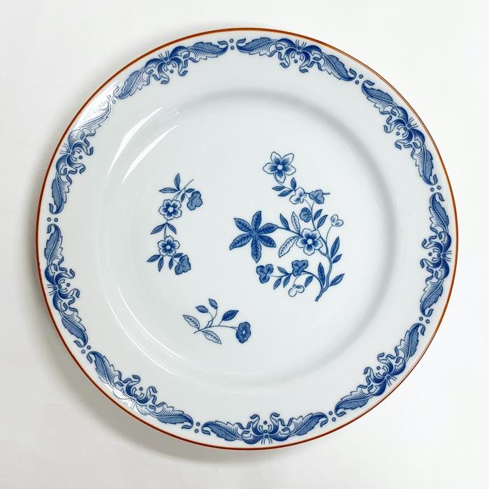 OSTINDIA ペアお皿(21cm)