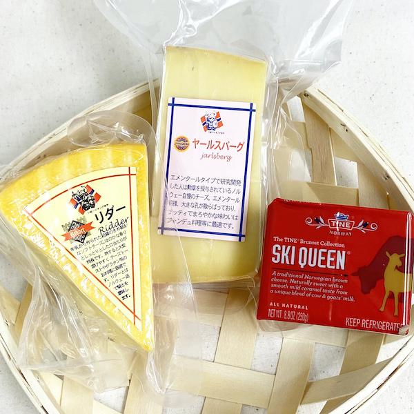 北欧チーズセットA【送料無料】