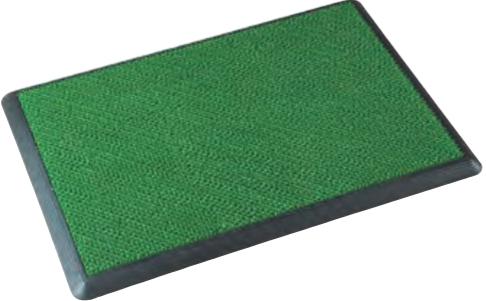 靴底除菌マット 695×995mm/マット専用除菌液 4L(別売)|テラモト