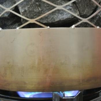 スチームジェネレータ(蒸気発生器)「熱岩石」 ロウリュ・アロマ浴用 |浴場市場