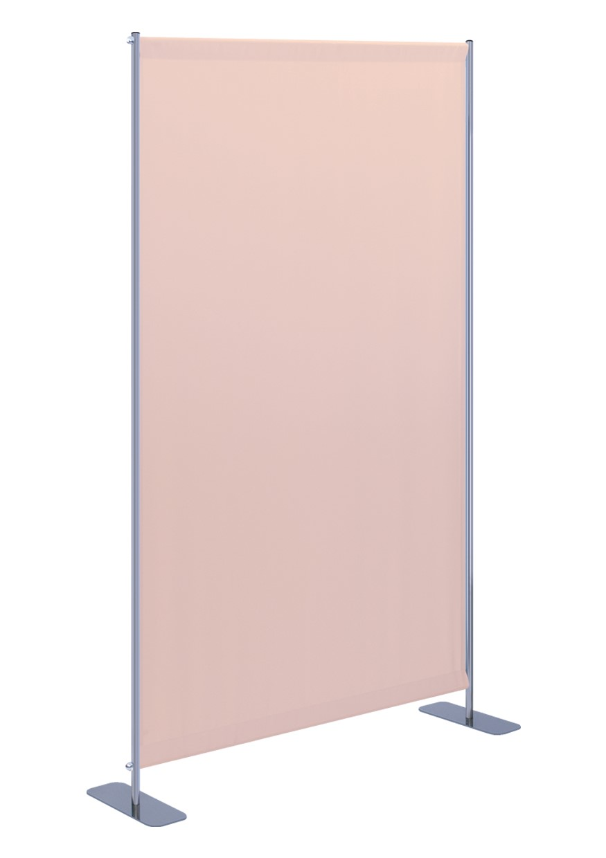【パーティション(防水)】浴場スクリーン<1連>|高田ベッド