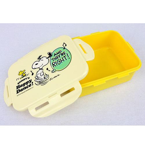 日本製・スヌーピーランチボックス・ランチBOX・ピクニック PCL-8