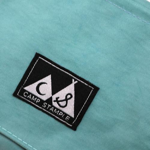 スタンプル camp stample ウォッシュドナイロン移動ポケット  ポシェット ポケット キッズ 子供 入園 入学 幼稚園 保育園 小学校 女の子 ピンク