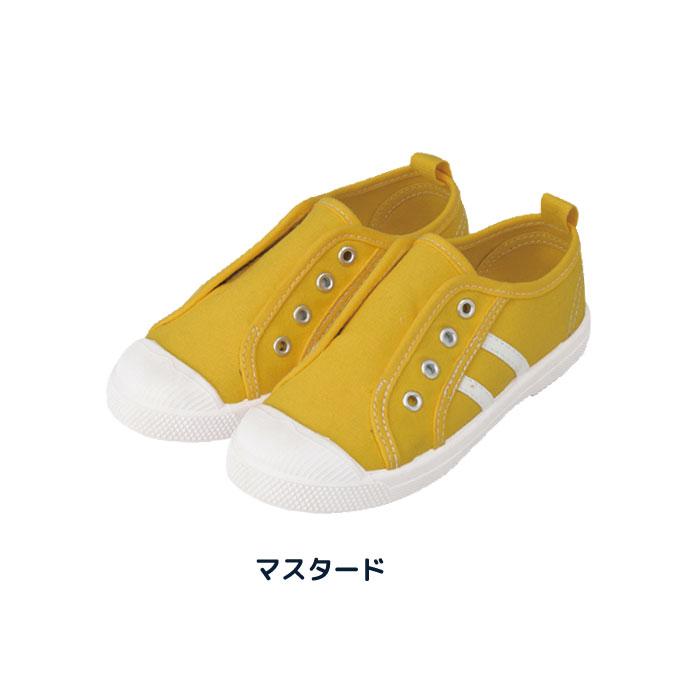stample スタンプル キャンバススリッポン スタンプル 男の子 女の子 靴 スリッポン スニーカー