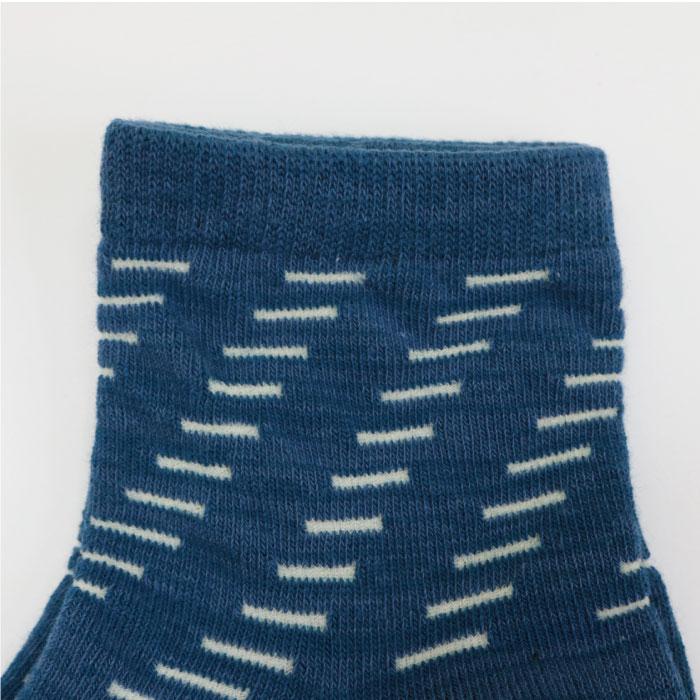 スタンプル stample 透かし3柄ショートソックス 3足組 子供 靴下 キッズ