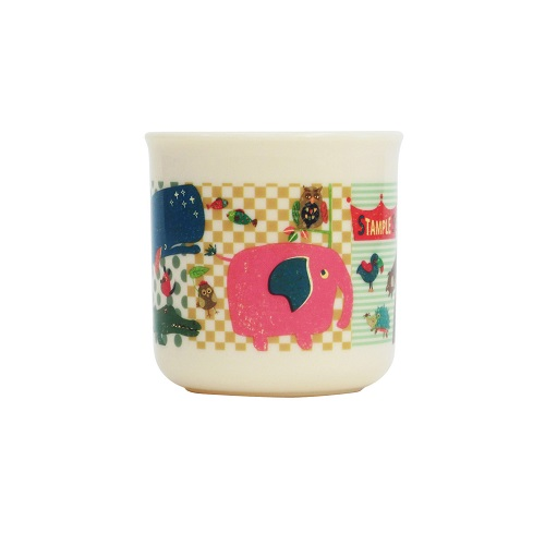 スタンプル stample 日本製 子供用 プラスチック マグカップ キッズ ベビー コップ お弁当