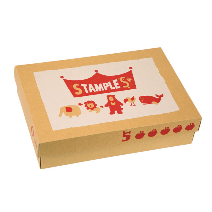 stample スタンプル ギフト箱入り ベビー離乳食ギフトセット 離乳食  出産祝い