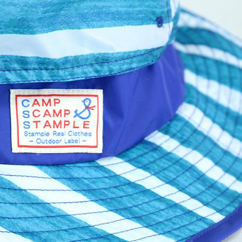 スタンプル stample  レインハット キッズ ピンク 子供用 幼稚園 保育園 男の子 女の子 レインコート