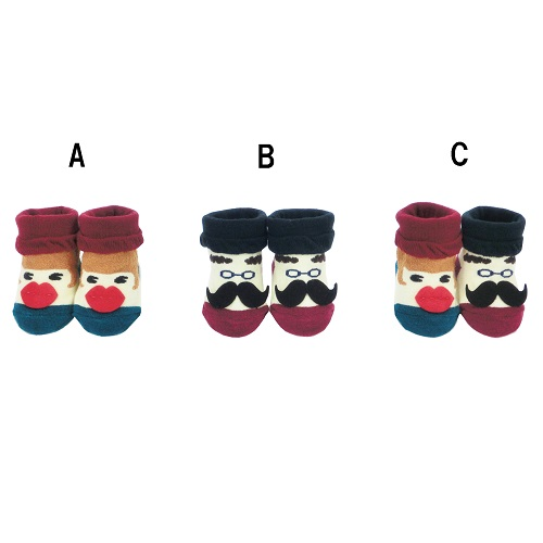 スタンプル stample ベビーソックス ベティ&スコット ベビー靴下・赤ちゃん靴下・新生児靴下