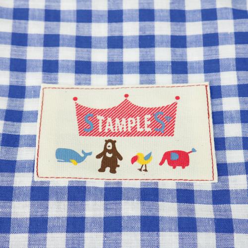 スタンプル stample 日本製 子供用 お弁当きんちゃく袋 キッズ ベビー お弁当