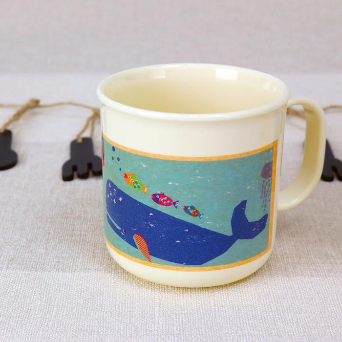 スタンプル stample 日本製 子供用 プラスチック マグカップ キッズ ベビー コップ お弁当 61703