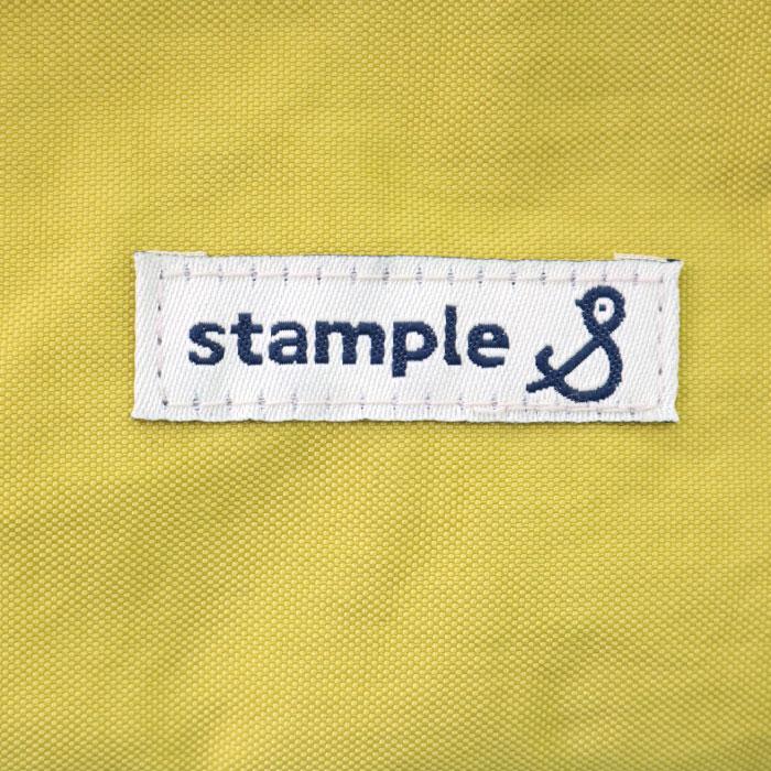 stample スタンプル スクエアベビーリュック かんたんバックル付き  赤ちゃんリュック 乳幼児リュック 1才-4才