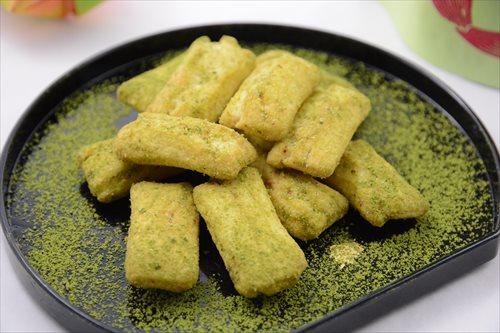 京都利休園天麩羅かき揚げ餅