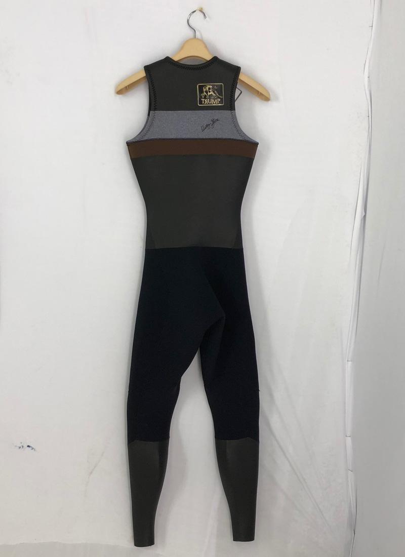 【新品】TRUMP(トランプ) NERO ウエットスーツ ロングジョン レディース MLサイズ WETSUITS