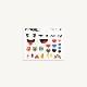 nyc - kids 7 face masks