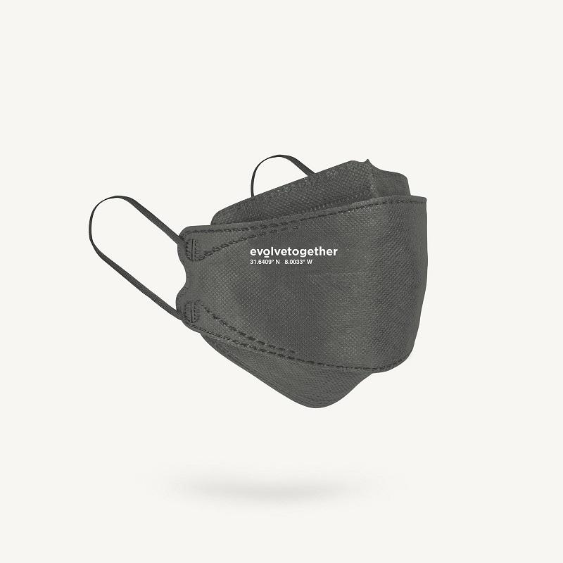 marrakech - 5 gray KN95 masks