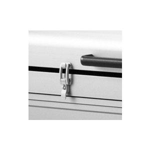 【送料無料】【法人限定】本宏製作所 ゴミステーション アルミ製 GS-090WT 【メーカー直送・代引不可】