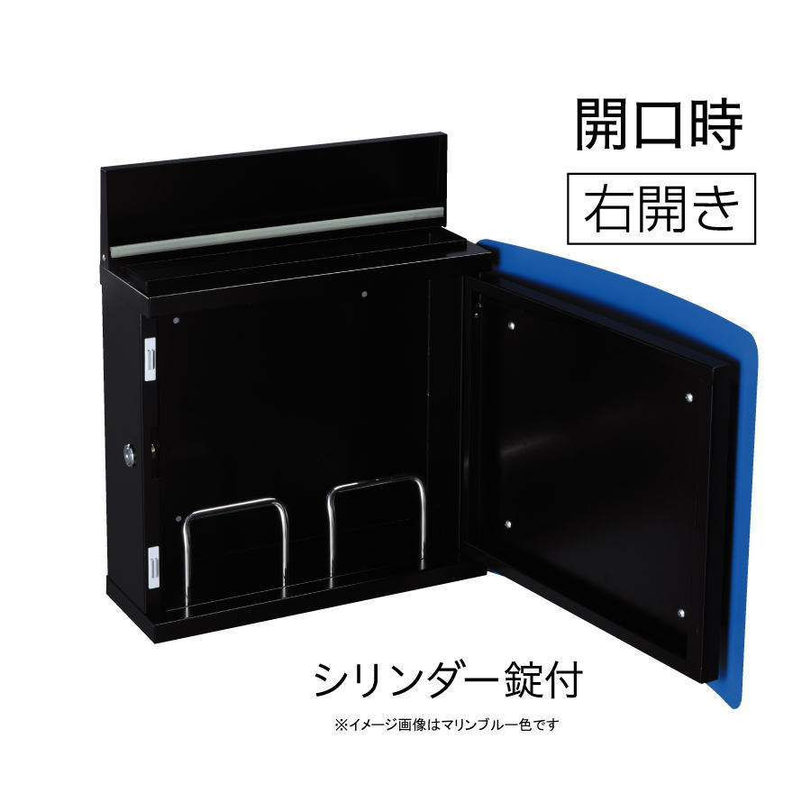 【送料無料】丸三タカギ フェイスポスト F-6 アルマイト