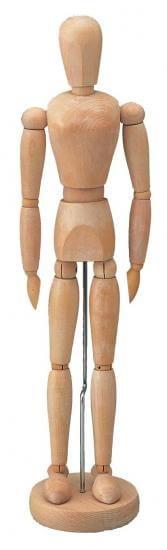 ホルベイン モデル人形 No.2F 女体 345102