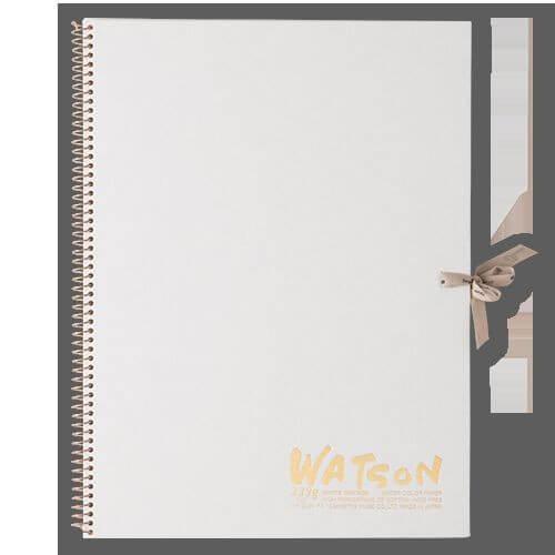 ミューズ ホワイトワトソンブック HW-2406 [F6] 特厚口 239g (15枚)