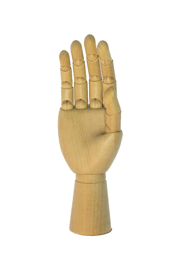 ホルベイン 手のモデル・少女の手 (右) 345128