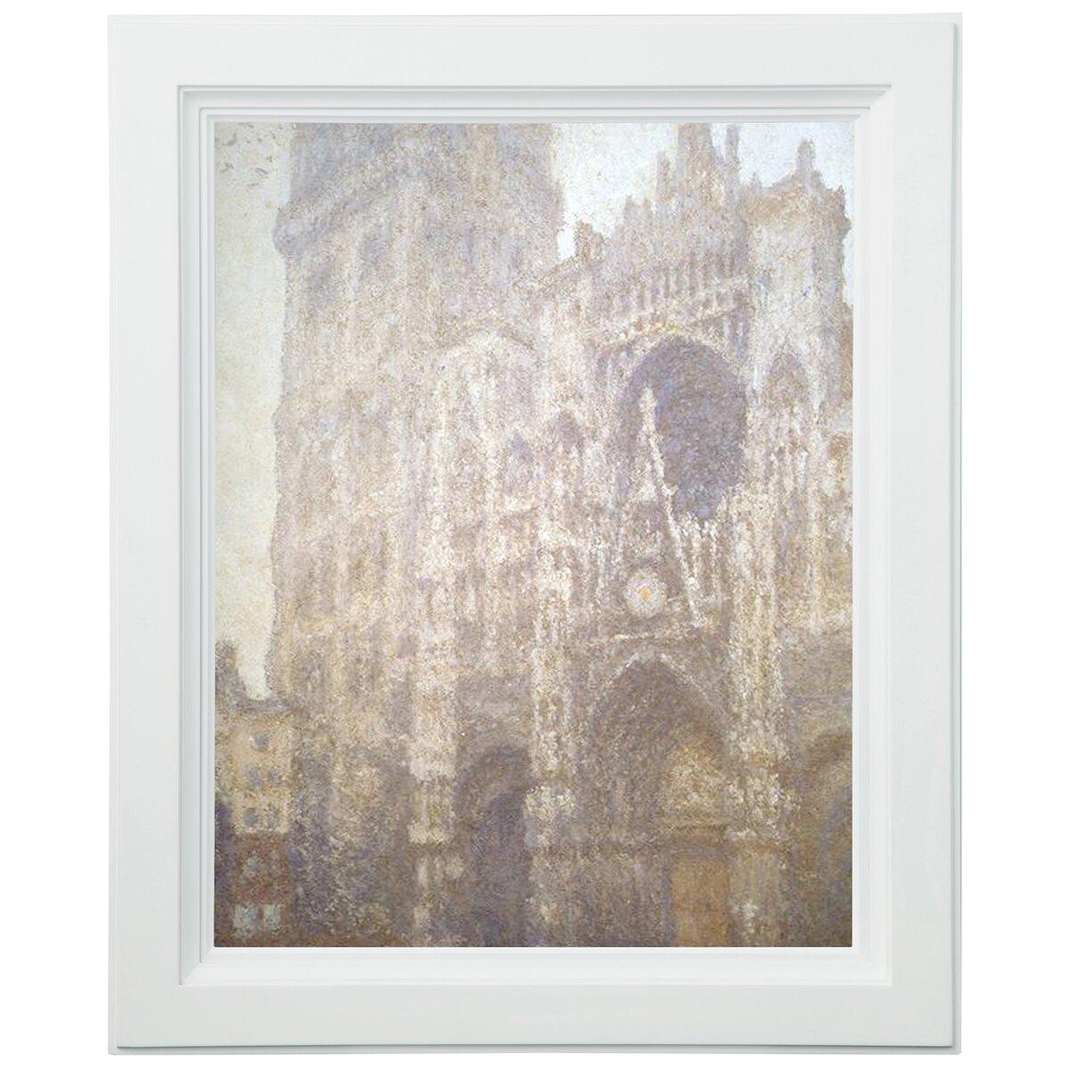 ラーソン・ジュール 油絵用額縁 A260 F8 ホワイト