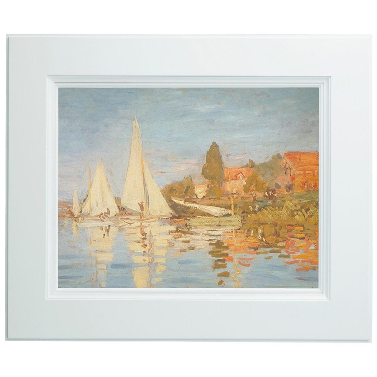ラーソン・ジュール 油絵用額縁 A263 F8 ホワイト