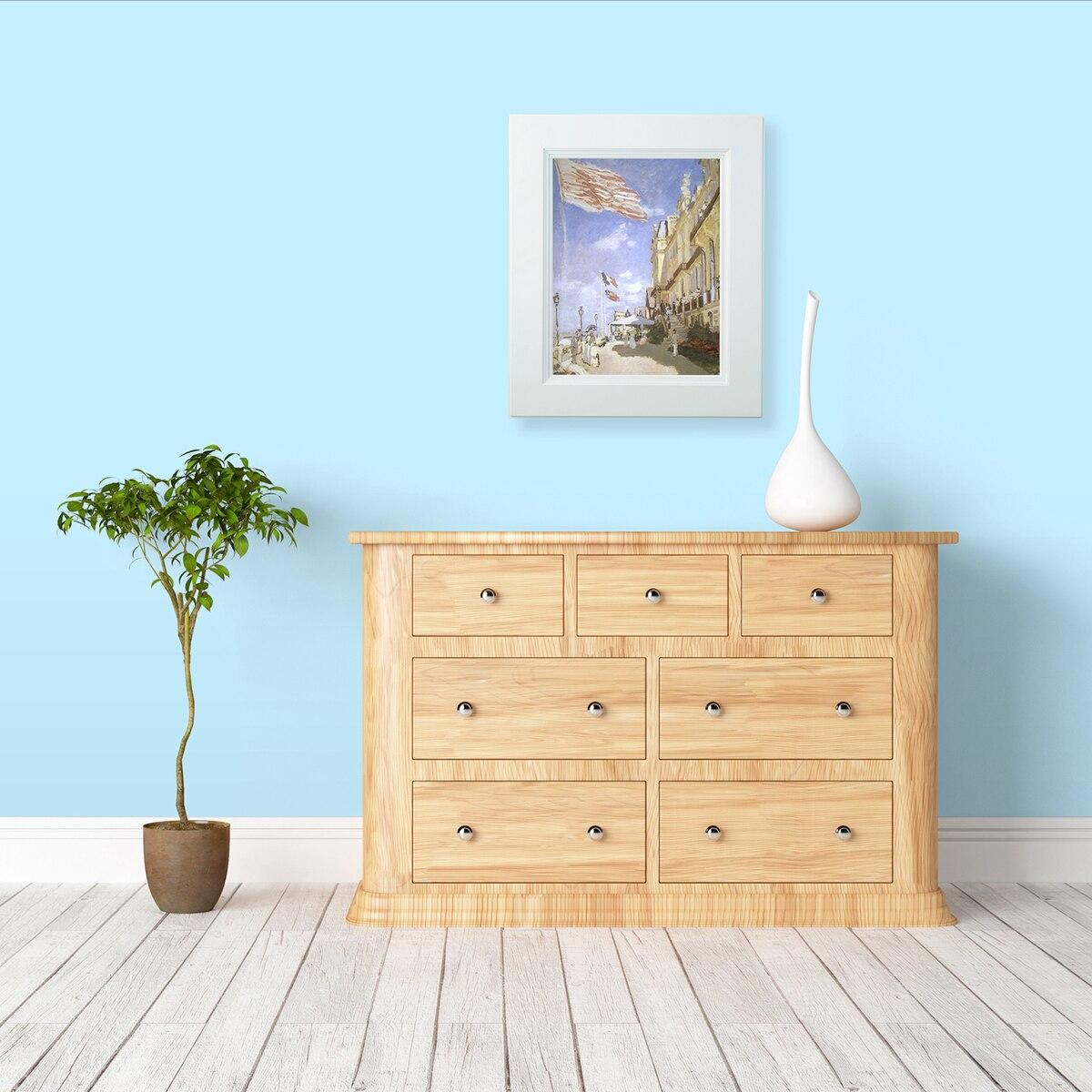 ラーソン・ジュール 油絵用額縁 A263 P8 ホワイト