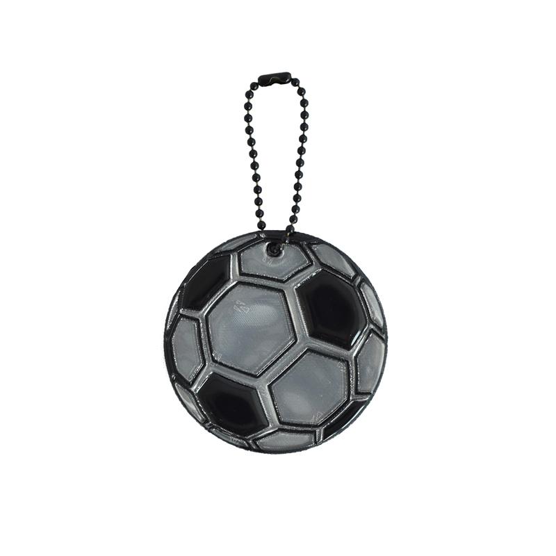 Glimmis (グリミス) / サッカーボール 北欧安全キーホルダー リフレクター【5コ以上メール便無料】