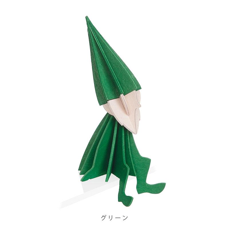 エルフ【8cm】Lovi (ロヴィ) オーナメントカード【日本総代理店】メール便可