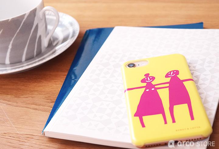 スマホケース iphone8/7/6S/6 BENGT&LOTTA(ベングトアンドロッタ)北欧デザイン【メール便可】
