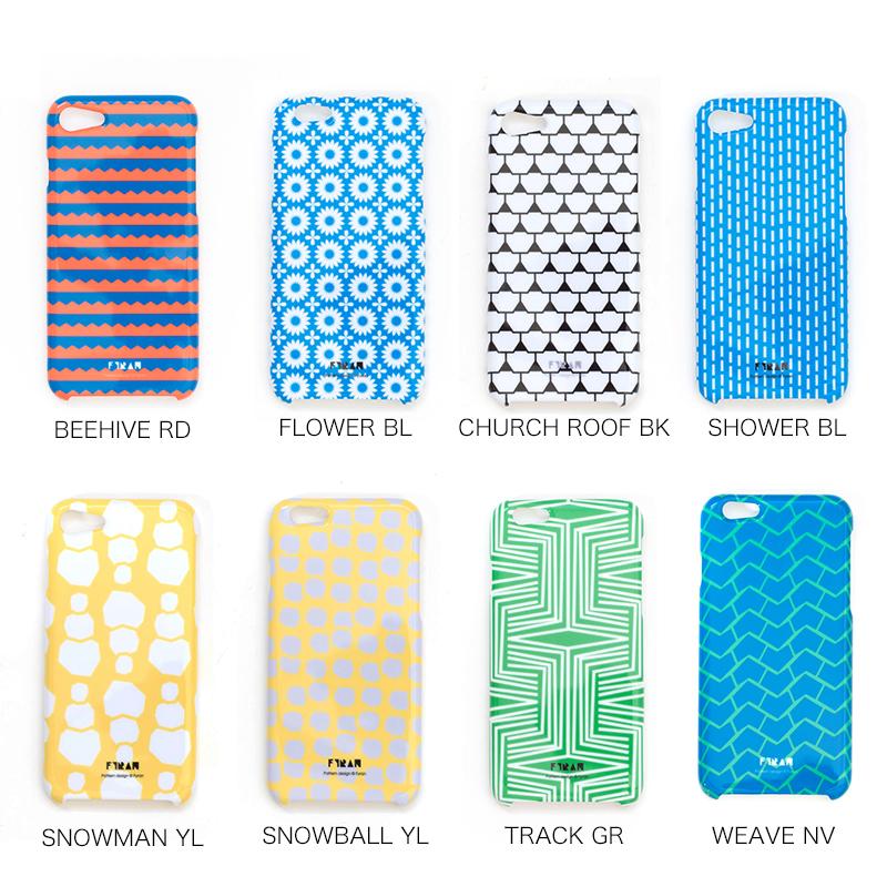 背面スマートフォンケース iPhoneX/XS  7/8対応 スマホカバー SPC (Scandinavian Pattern Collection)【メール便可】