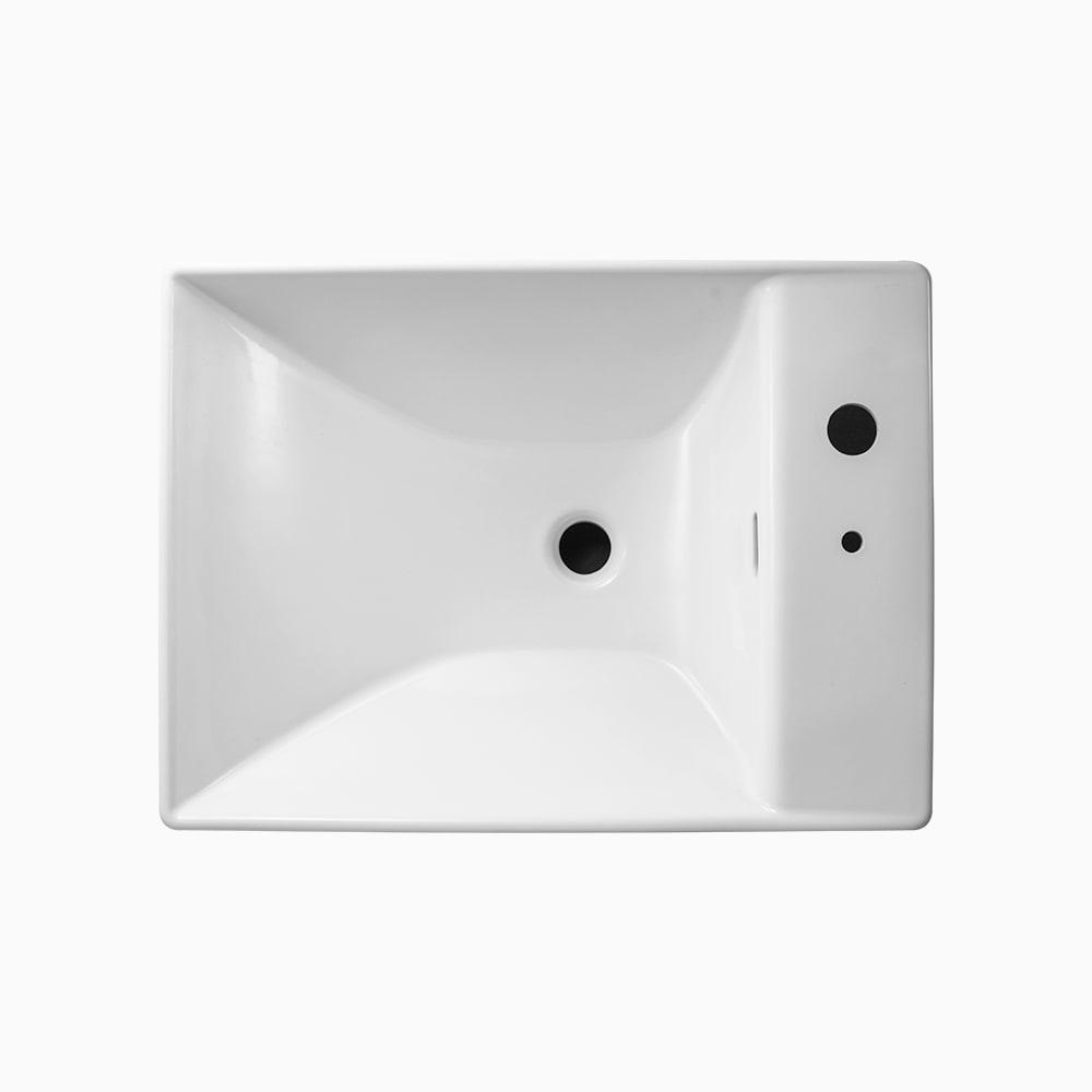 洗面器 オーバー W550