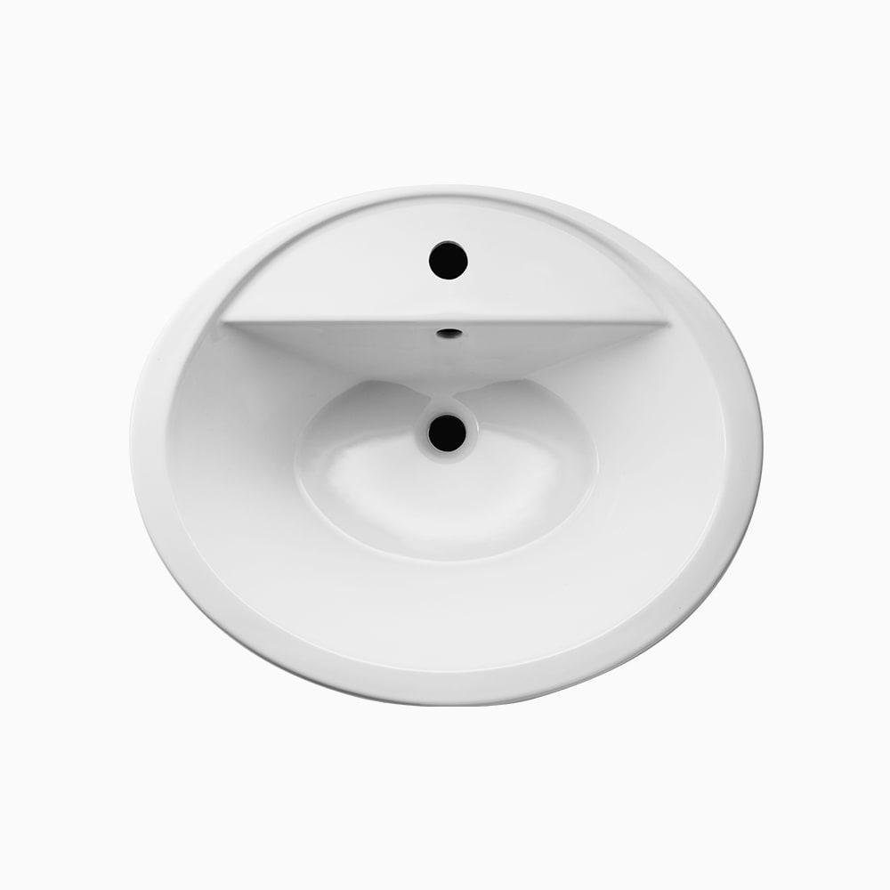 洗面器 オーバー W590