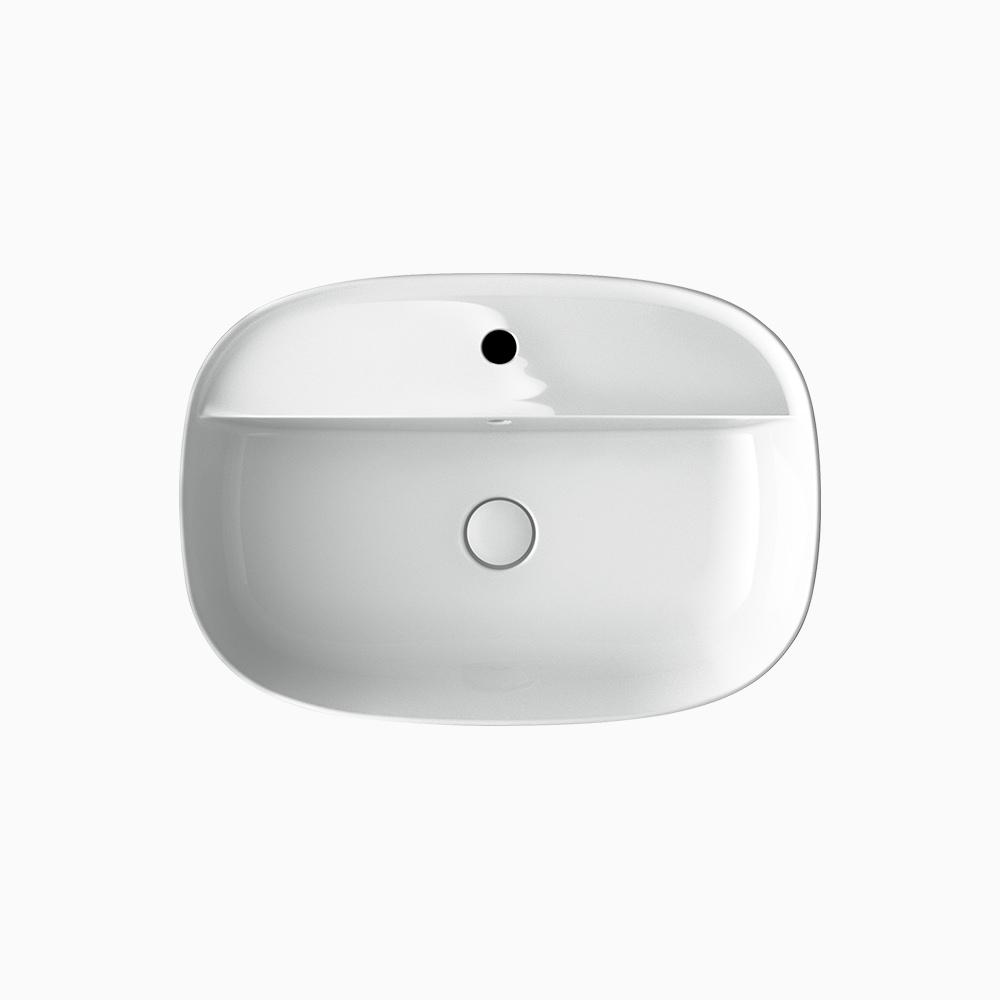 陶器洗面器 ベッセル W650