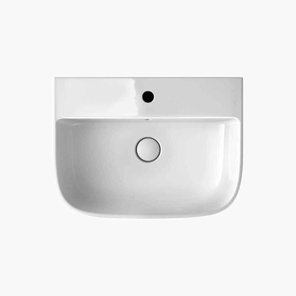 陶器洗面器 ベッセル W575