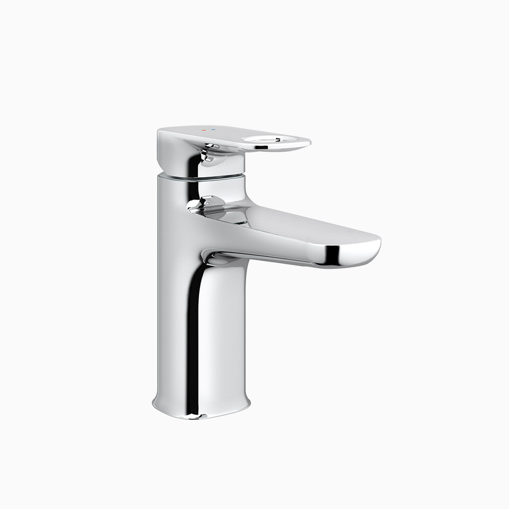 洗面用混合水栓 シングルレバー