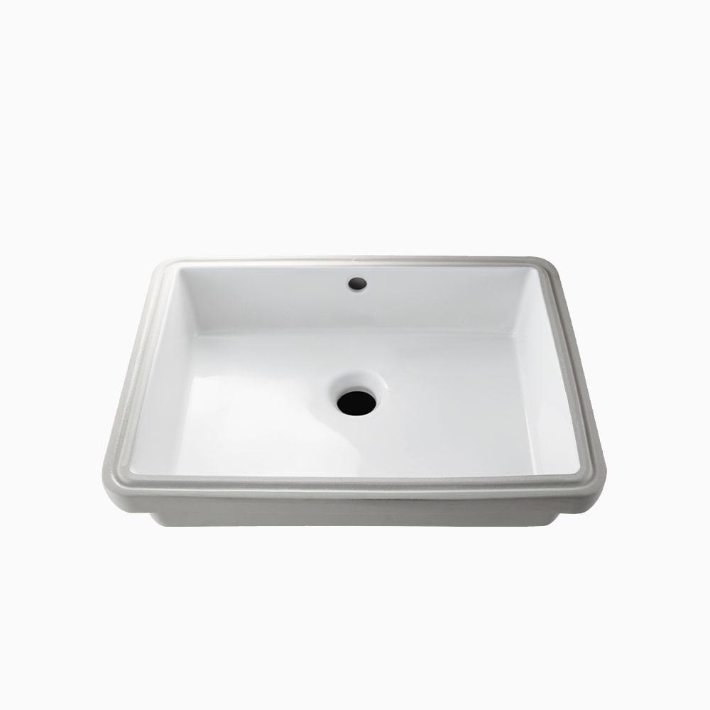 洗面器 アンダー W530