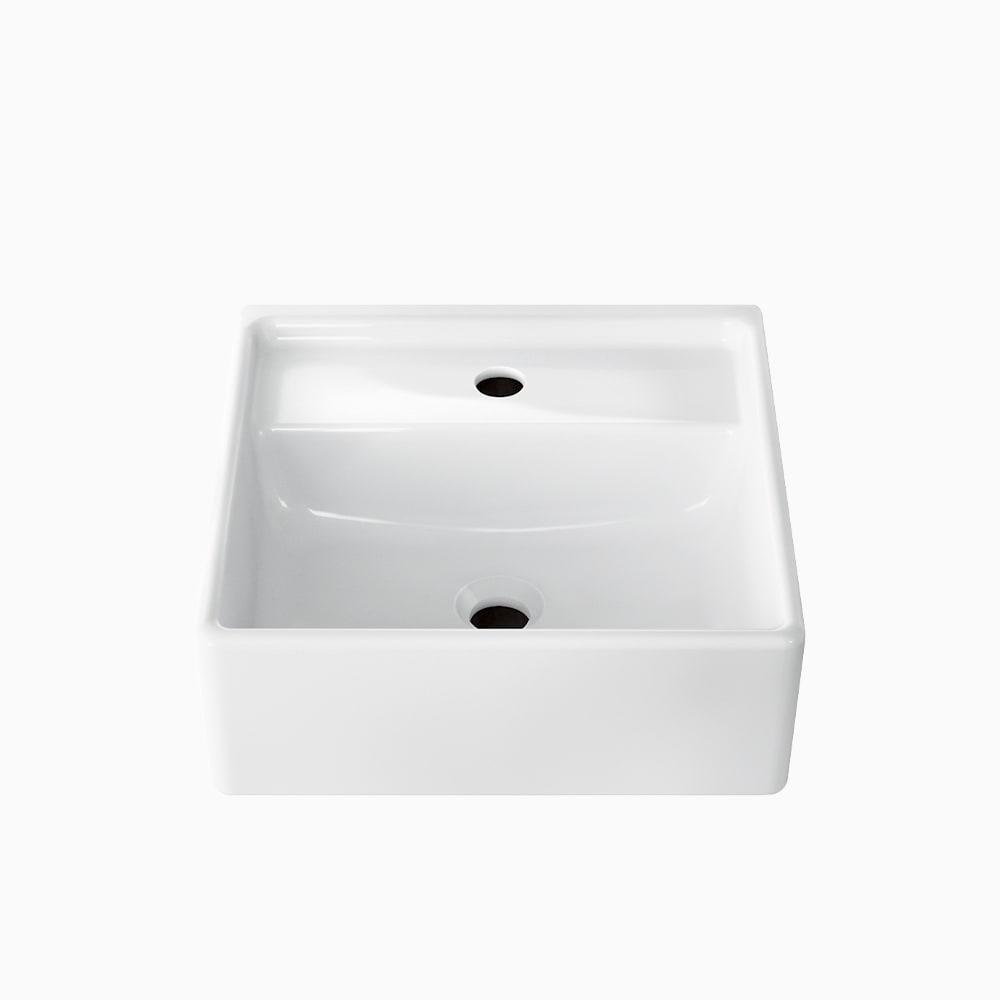 洗面器 ベッセル/ハンギング W380