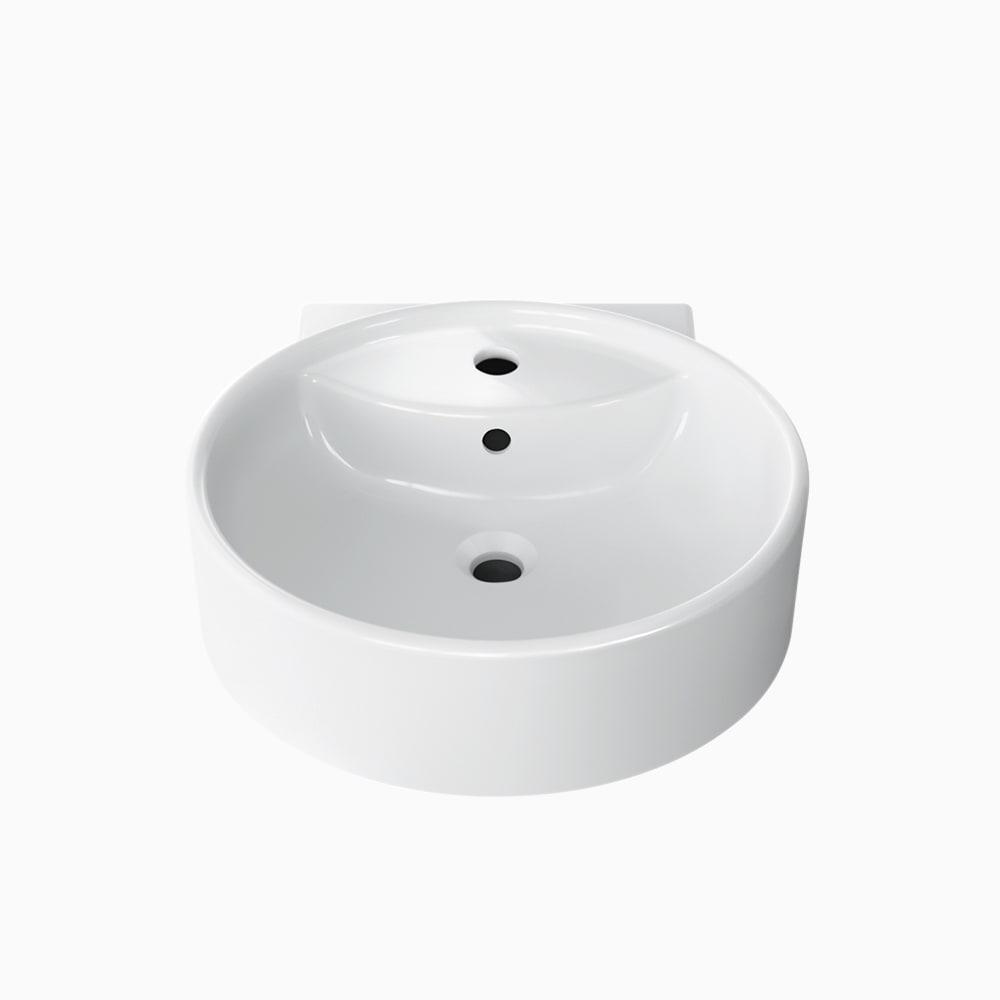 洗面器 ベッセル/ハンギング W450