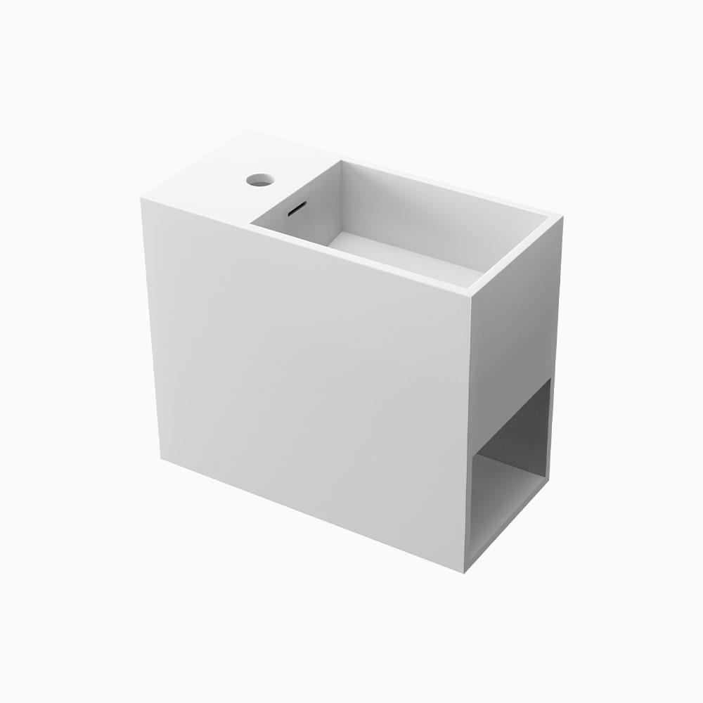 人大洗面器 ハンギング W450