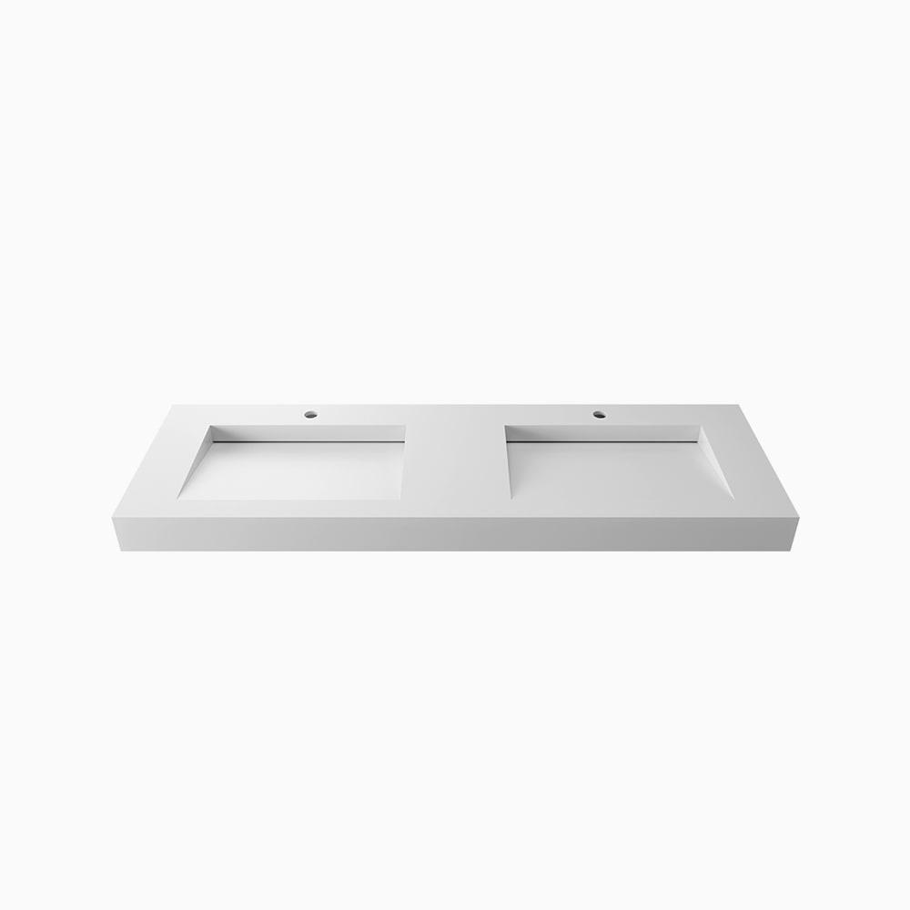 人大洗面器 ベッセル/ハンギング W1500
