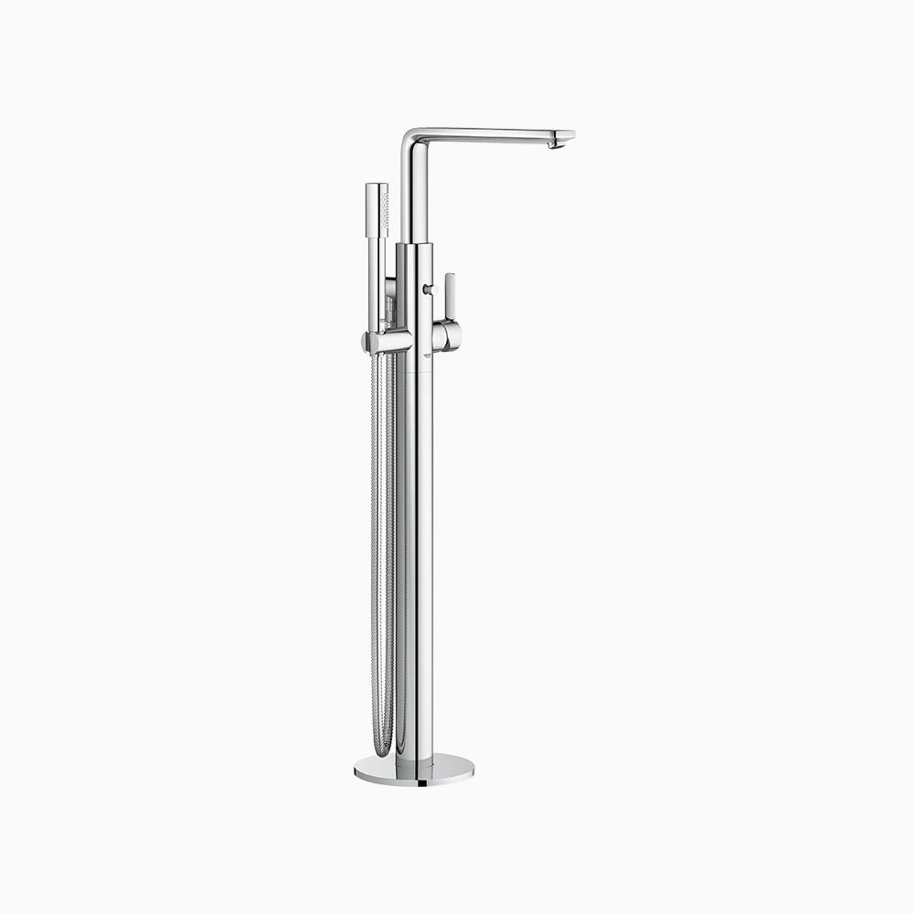 浴室用混合立水栓 シングルレバー