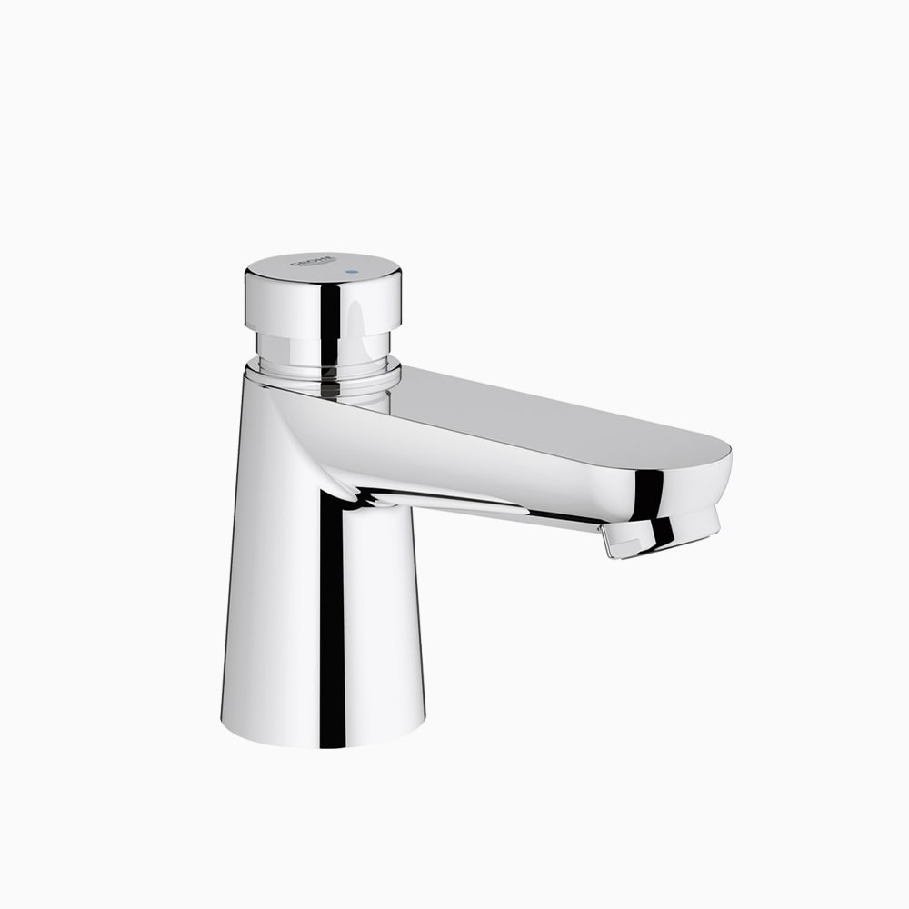 洗面用自閉単水栓
