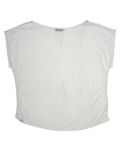 オフショルダーTシャツ(タパオ ホワイト)